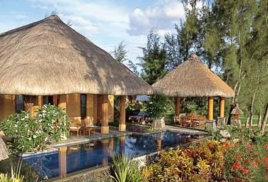 La villa deluxe avec piscine