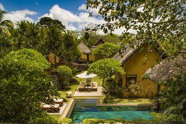 La Villa Deluxe avec piscine (2 chambres)
