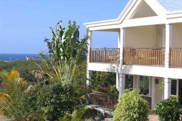 Découvrez le gîte Ravenal situé sur la côte nord de l'île Rodrigues