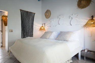 La décoration des chambres standard