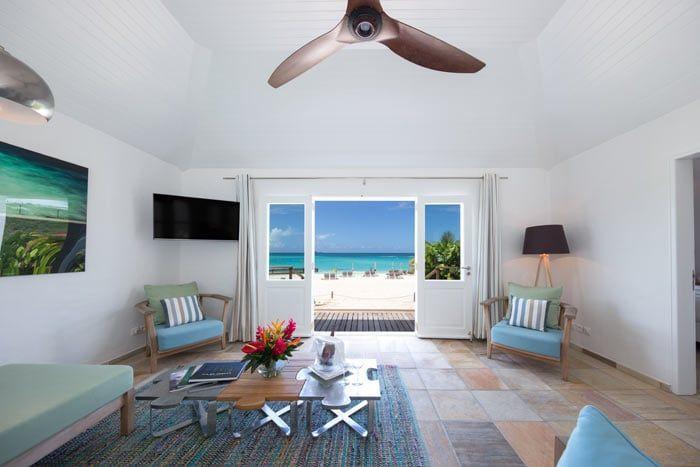 villa front de mer (2 chambres)