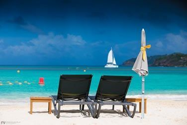 photo Le Tom Beach Hôtel Saint-Barthélemy