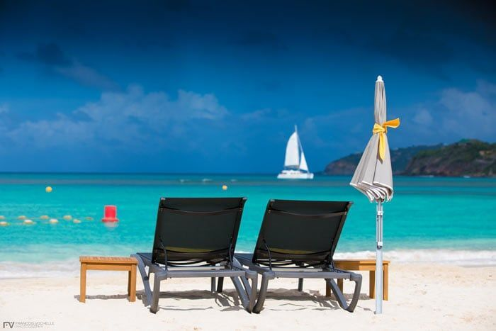 Le Tom Beach Hôtel, Saint-Barthélemy