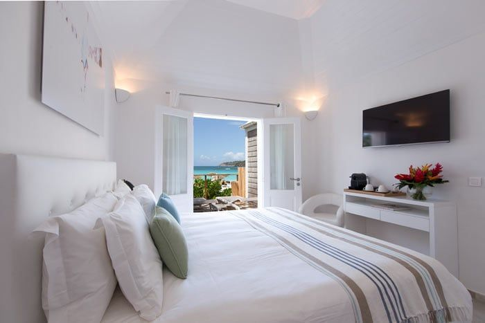 Best Island Beaches For Partying Mykonos St Barts: Pearl Beach Hotel St Barth (ex-Tom Beach Hôtel), Saint