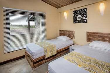 La petite chambre de la villa famille