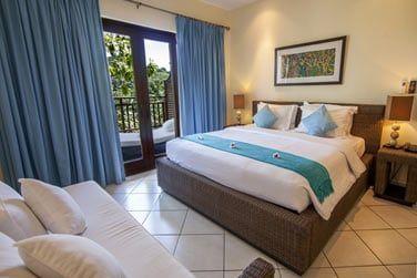 La villa Famille se compose de 2 chambres séparées