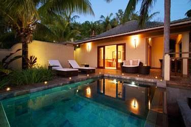 La villa piscine