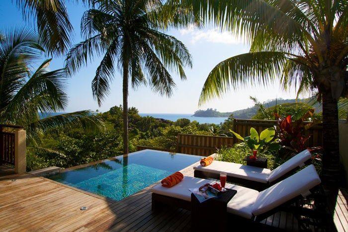 Hôtel Valmer Resort 3*, Seychelles