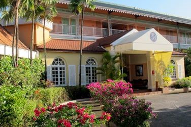 photo Hôtel Bakoua Martinique