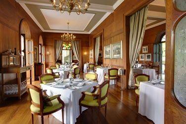 Le restaurant du Château de Bel Ombre vous accueille pour une toute autre expérience