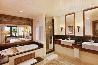 Salle de bain de la Suite Senior