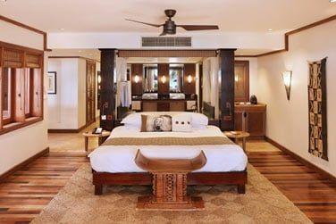 La chambre en Villa