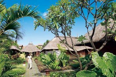 Bienvenue au Spa Seven Colors, situé au coeur de jardins tropicaux