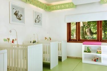 L'hôtel est également doté d'un baby club pour les plus petits