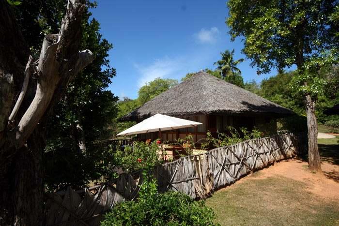 Photos h tel cerf island resort seychelles for Villa jardin seychelles