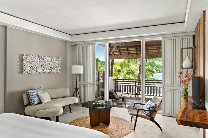 suite frangipani 1 chambre vue océan