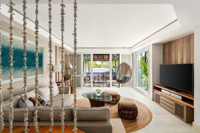 suite frangipani 1 chambre accès plage