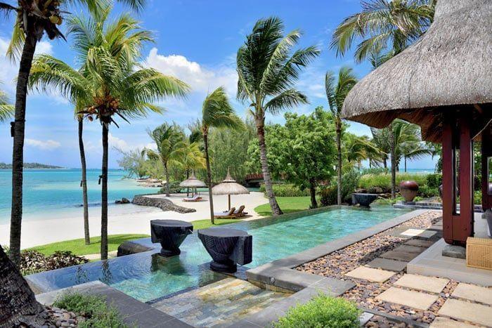 villa plage shangri-la (3 chambres)