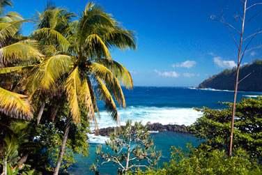 La Plage de Grande Anse au Sud de l'ile