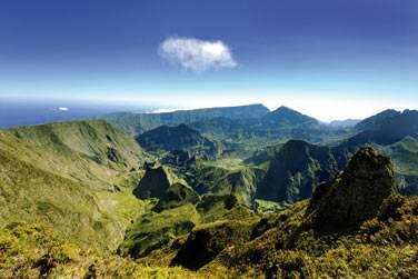 Les superbes paysages montagneux