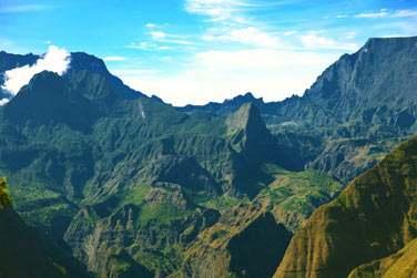 Les Paysages montagneux
