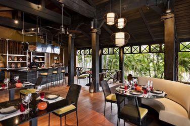 Le restaurant Gin'Ja propose une cuisine pan-asiatique