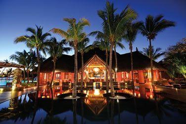 Luxe et raffinement sous les tropiques...