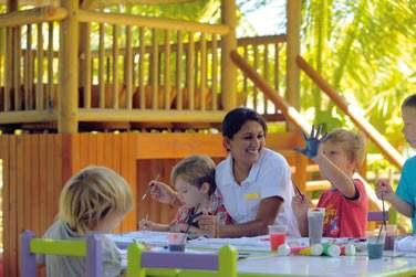 Le mini-club Bob Marlin accueille vos enfants de 3 à 12 ans