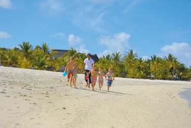 Ou des balades sur la plage à la recherche de coquillages !