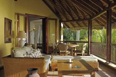 La terrasse aménagée de votre Suite