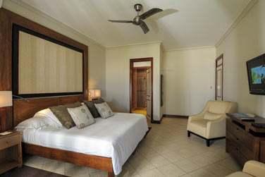 La chambre principale de la Villa