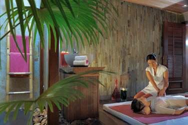 Laissez-vous tenter par un massage thai...