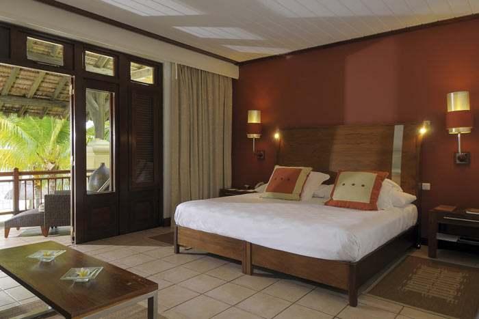 suite famille luxe front de mer (2 chambres)