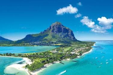 Bienvenue à l'hôtel Paradis Hotel & Golf Club, sur la magnifique péninsule du Morne