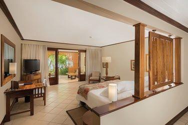 La chambre Tropicale...