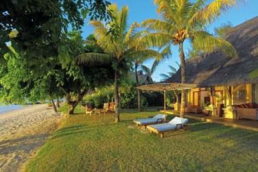 Le jardin de la Villa Paradis vous promet calme et intimité