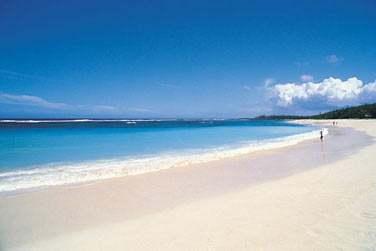 Situé sur la côte sud-ouest de l'île, le Shandrani est un hôtel complet !