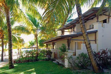 Les appartements Famille offrant un accès direct à la plage