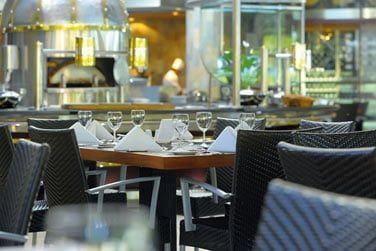 Le restaurant principal, le 'Grand Port'