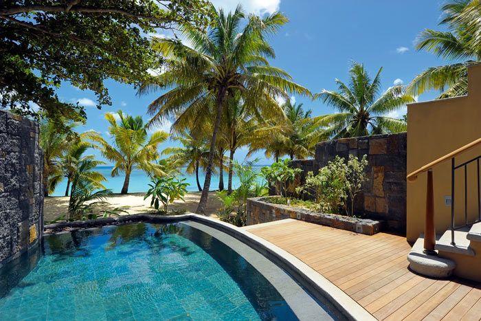 suite senior front de mer (piscine)