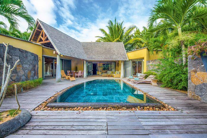 villa piscine