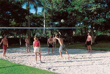L'hôtel propose de nombreuses activités sportives et de loisirs !