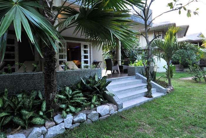 Photos h tel domaine de l 39 orangeraie seychelles for Villa jardin seychelles