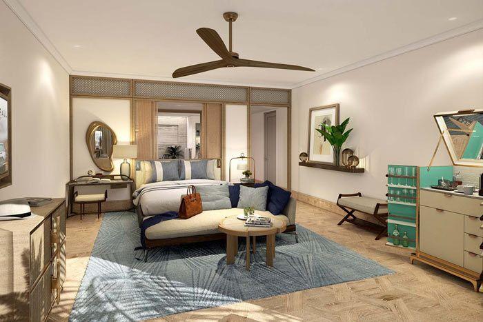 chambre océan avec balcon