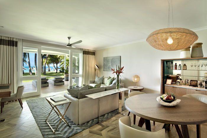 suite front de mer avec balcon (3 chambres)