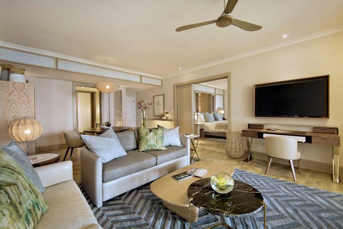 suite front de mer (2 chambres)