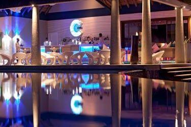 Vous pourrez également tester les restaurants du C Beach Club, le Cyan et le Chill !