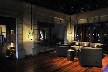 Le bar lounge 'Breakers'