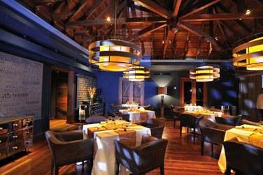 Le restaurant 'Cilantro'