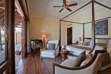 Chambre de la Suite Villa Exclusive